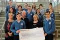 LCVP Programme raises €860.00 for Cystic Fibrosis.