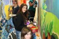 Students participate in Community based Art project