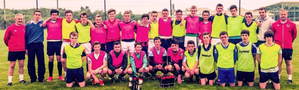 boys senior soccer