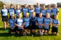 Camogie Junior Team in Kinsale.