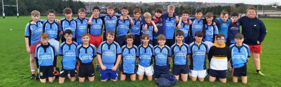 1st year Boys Rugby Blitz