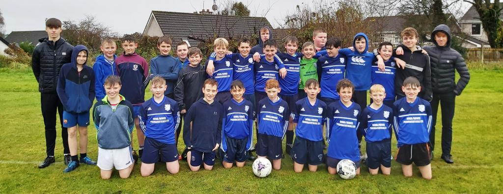 under 14 boys soccer
